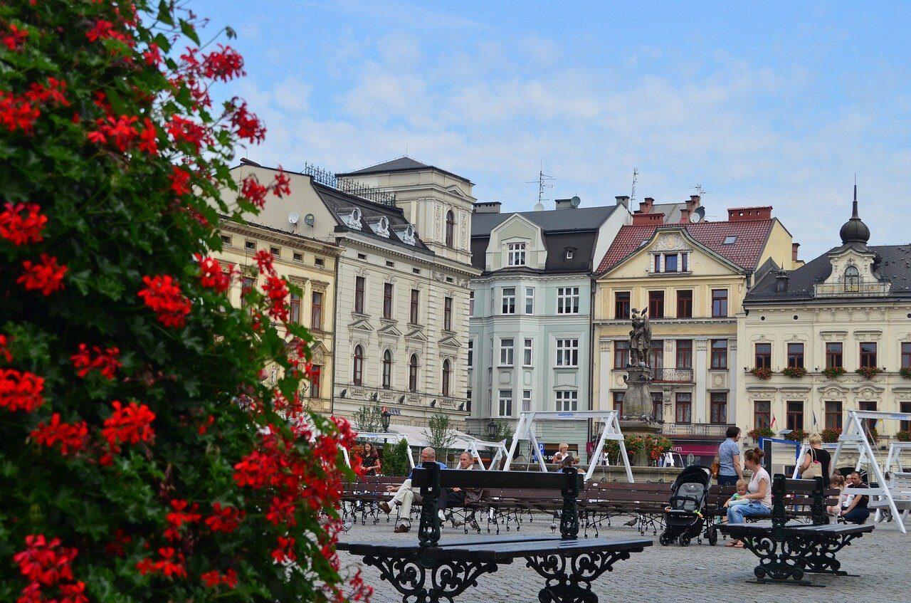 Hotel Cieszyński